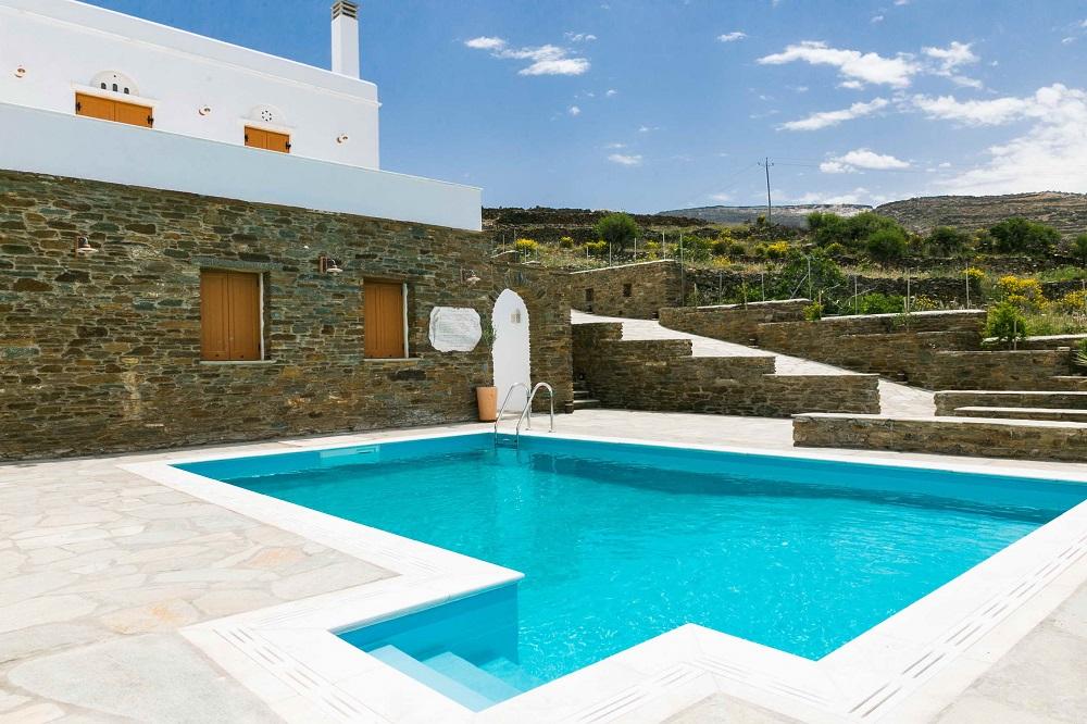 Villa Celeste Tinos Greece