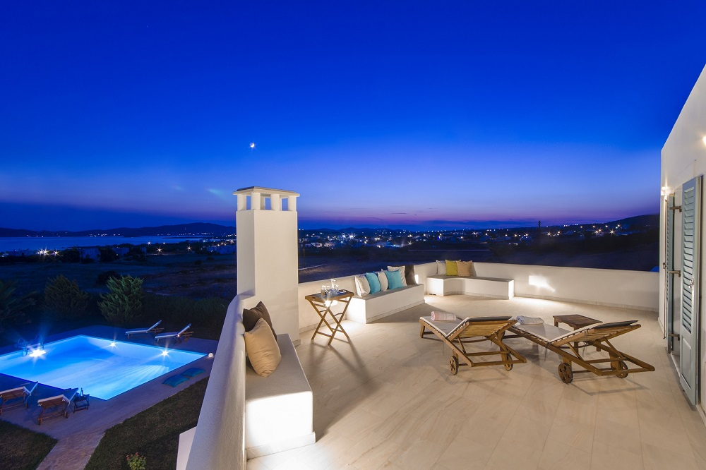 Villa Daria Paros Greece