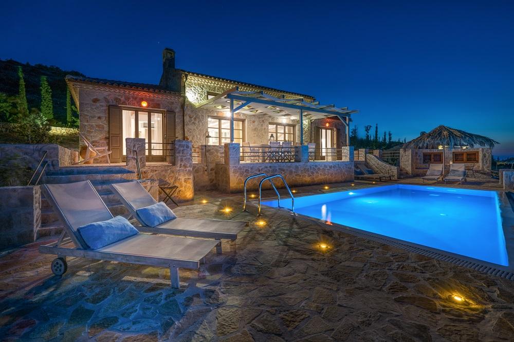 Villa Harmonia Zakynthos Greece