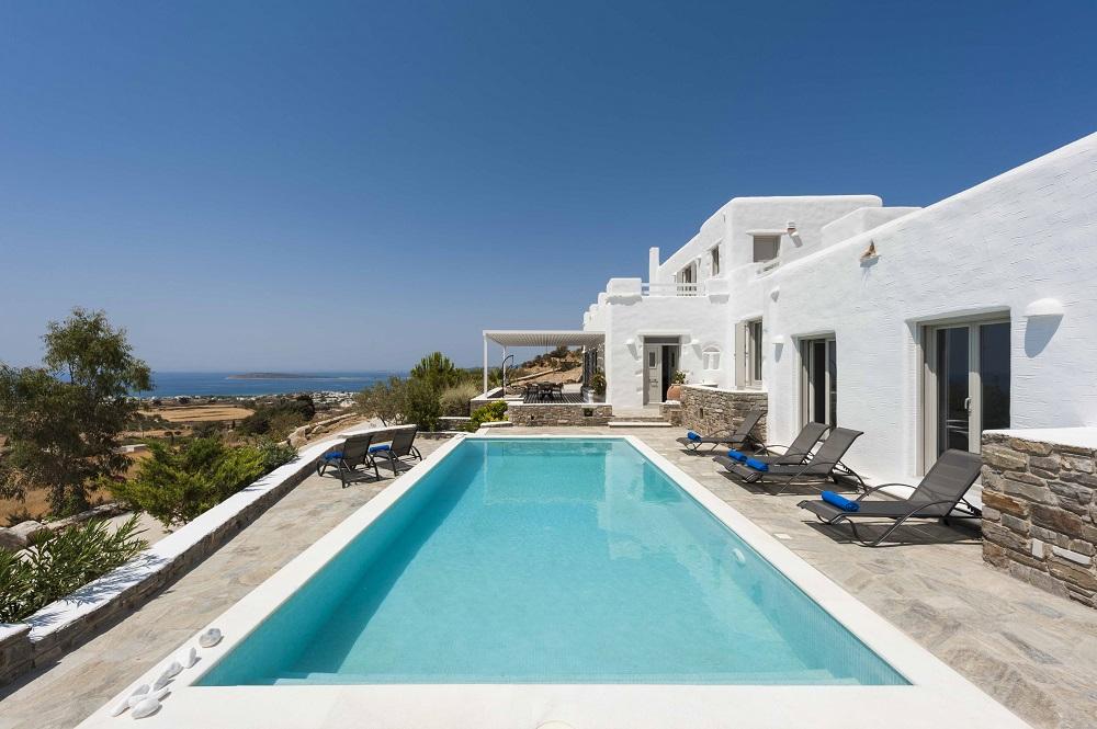 Villa Valente I Paros Greece