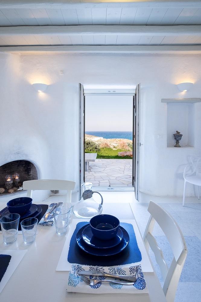 Villa Parasporos I Paros Greece
