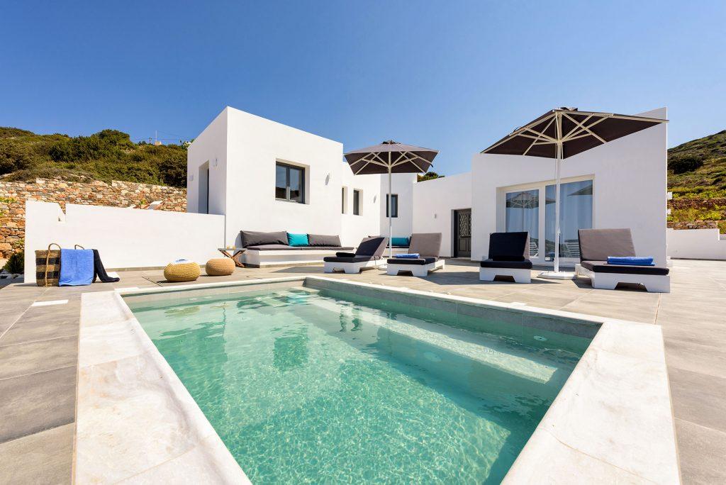 Villa Rosemary Paros Greece
